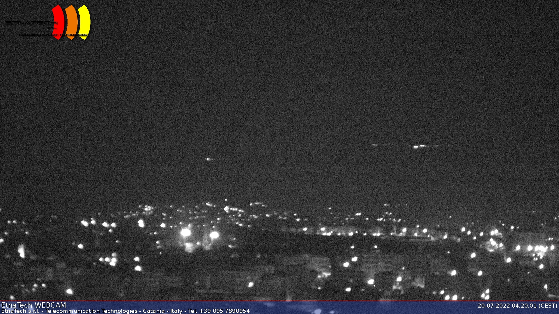 Webcam catania sud